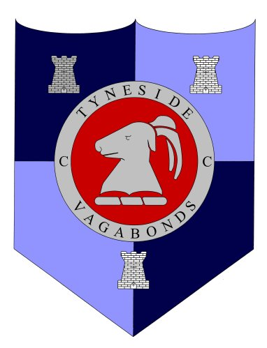 tyneside vagabonds_badge