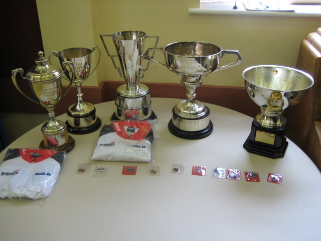 Mountain Time Trial Trophies